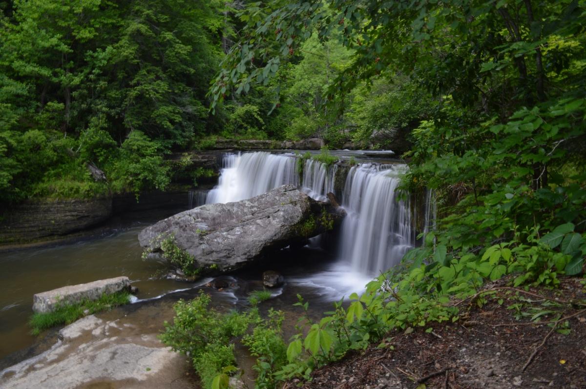 Waterfall Weekend
